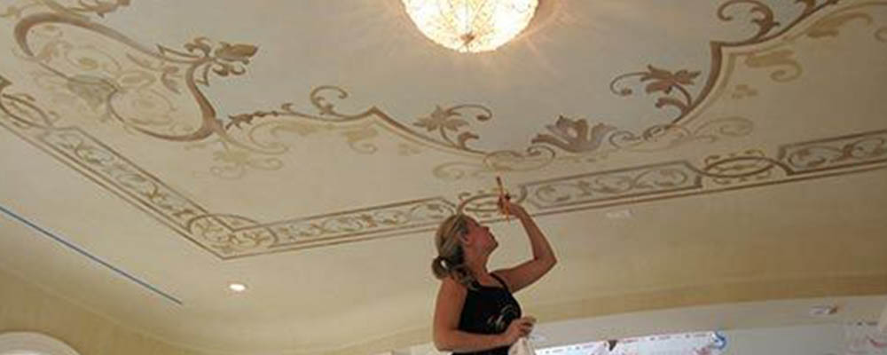 123home paints 5 Tips for Painting A Ceiling